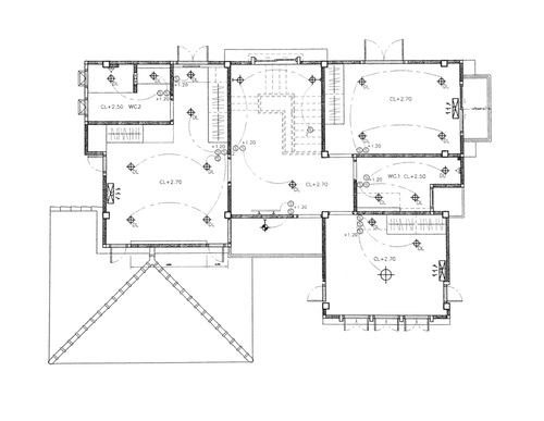 Sustainable home blueprints
